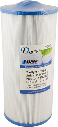 Darlly filter - SC717 SC717