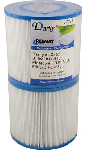 Darlly filter - SC726 SC726