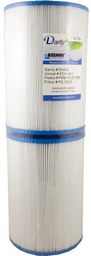 Darlly filter - SC736 SC736