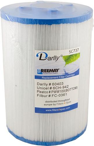 Darlly filter - SC737 SC737