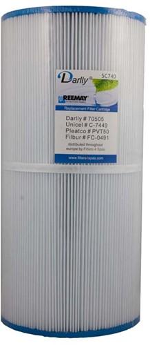 Darlly filter - SC740 SC740