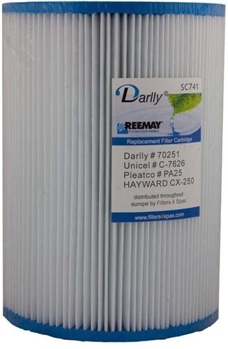 Darlly filter - SC741 SC741