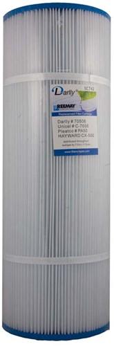 Darlly filter - SC742 SC742