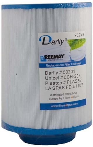 Darlly filter - SC745 SC745