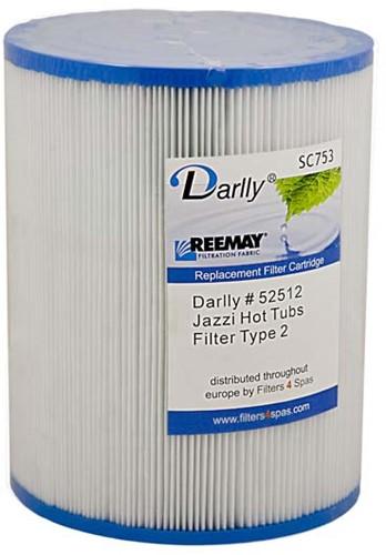Darlly filter - SC753 SC753